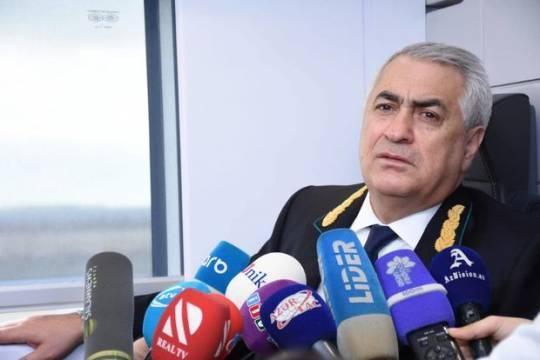 """Cavid Qurbanovun sədrliyi ilə """"Azərbaycan Dəmir Yolları""""nda gedən inkişaf –"""