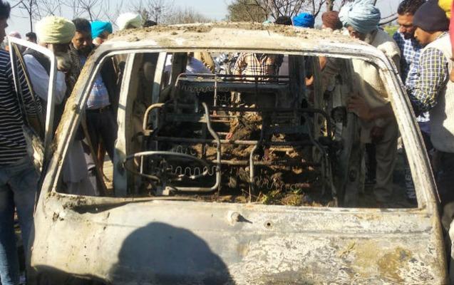 Hindistanda avtobusda yanğın, 4 məktəbli öldü