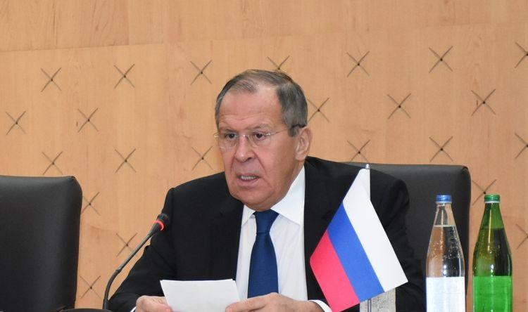 Lavrov Venesuelaya səfər etdi