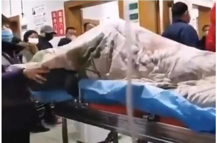 ŞOK: Bakıda karantində saxlanılan çinli tələbənin atası virusdan VƏFAT ETDİ