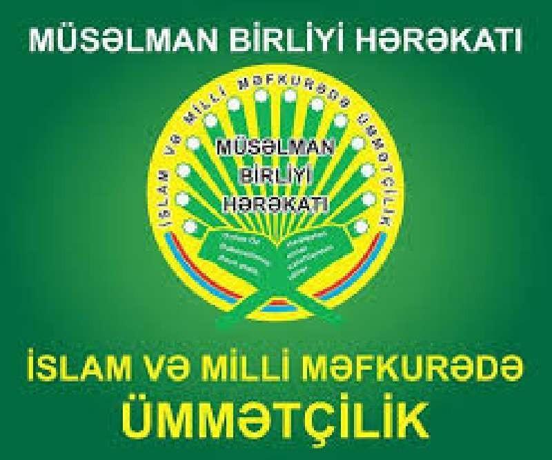 """""""Müsəlman Birliyi""""nin fəalına qarşı cinayət ittihamı irəli sürüldü"""