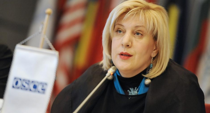 Dunya Miyatoviç Tofiq Yaqubluya azadlıq istədi