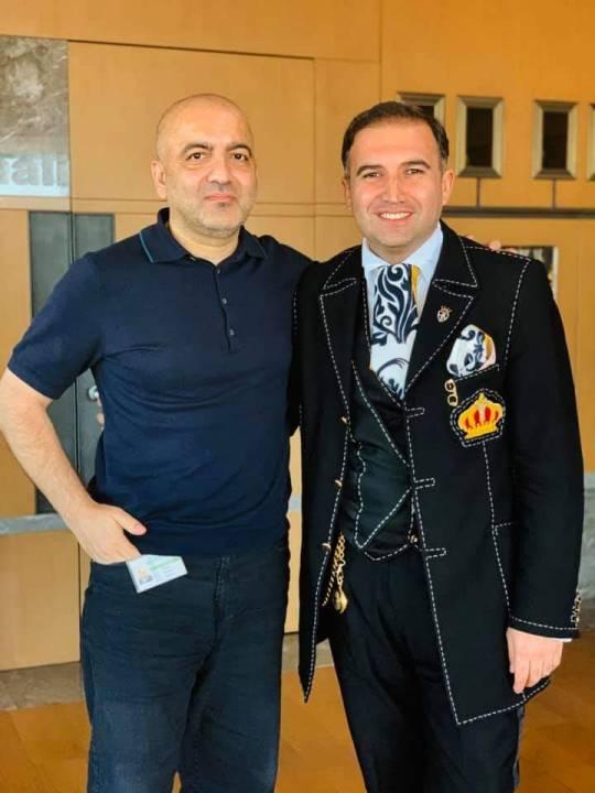 """""""Mübariz Mənsimov zindanlara layiq oğul deyil..."""" -"""