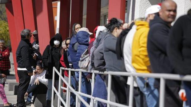 Koronavirus səbəbindən ABŞ-da milyonlarla insan işsiz qala bilər