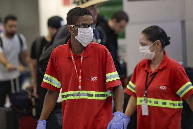 Braziliyada koronavirusa yoluxanların sayı yarım milyonu ötdü