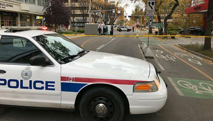 Kanadada silahlı atışma oldu