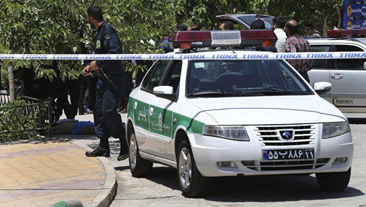 İranda təkfirçi qrupların 14 üzvi saxlanılıb