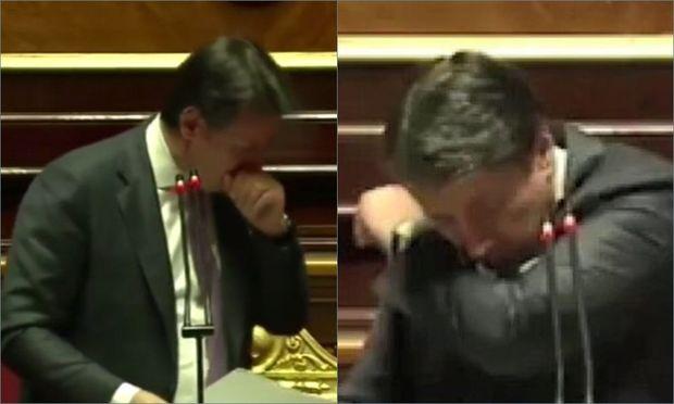 İtaliya müxalifət deputatları baş nazirin bu hərəkətinə sərt təpki göstərdi – ÖLKƏDƏ GÜNDƏM OLDU