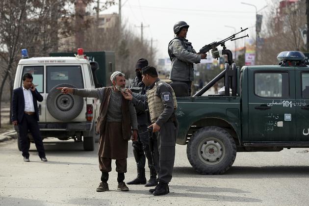 Əfqanıstanda terror aktı törədilib, 18 hərbçi öldürülüb