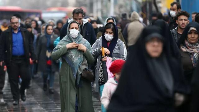 İranda son sutkada 59 nəfər koronavirusdan öldü