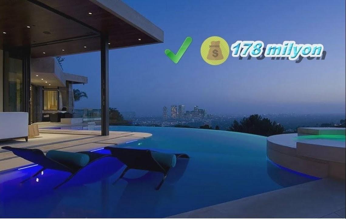 178 milyon dollarlıq dünyanın ƏN BAHALI və ƏSRARƏNGİZ evi –