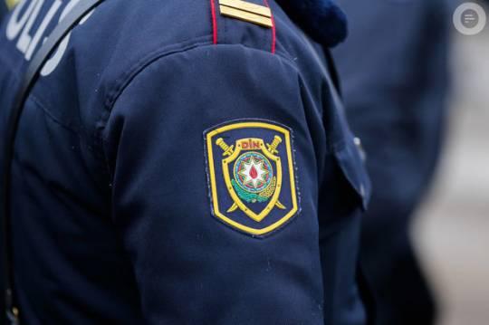 Bərdədə 14 nəfər saxlanıldı – Polisə müqavimət səbəbi ilə