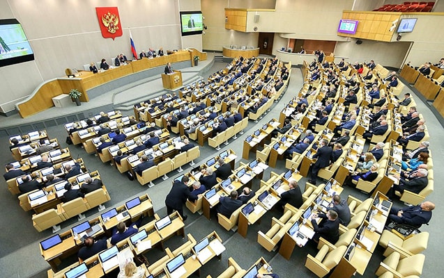 Rusiyada 5 deputat koronavirusa yoluxdu