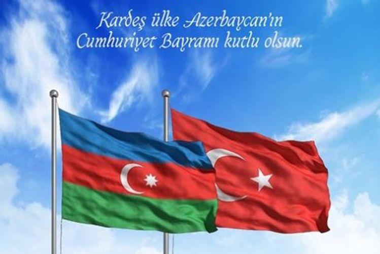 """""""Qalatasaray"""" futbol klubu Azərbaycan xalqını təbrik edib"""