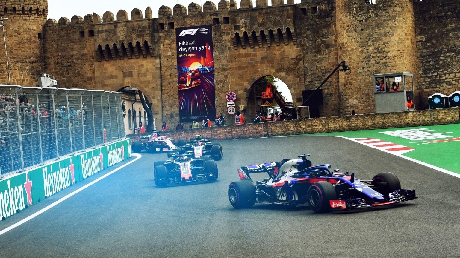 "Operativ Qərargah ""Formula 1"