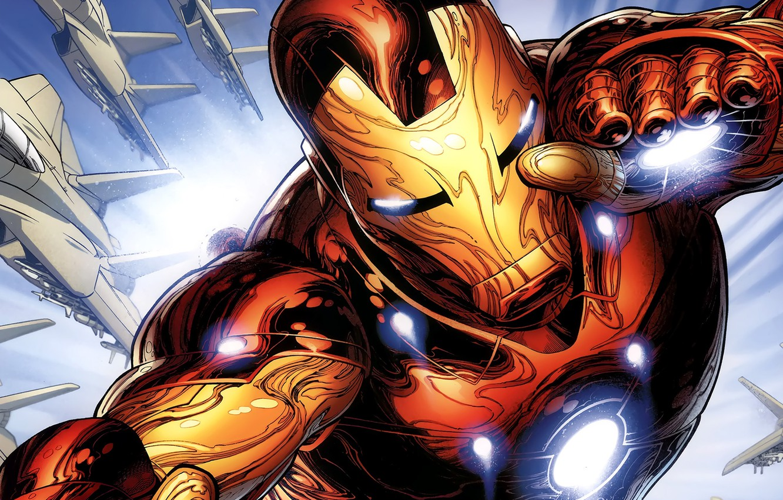 """""""Marvel"""" yeni """"Dəmir adam"""" komikslərini çəkəcək"""