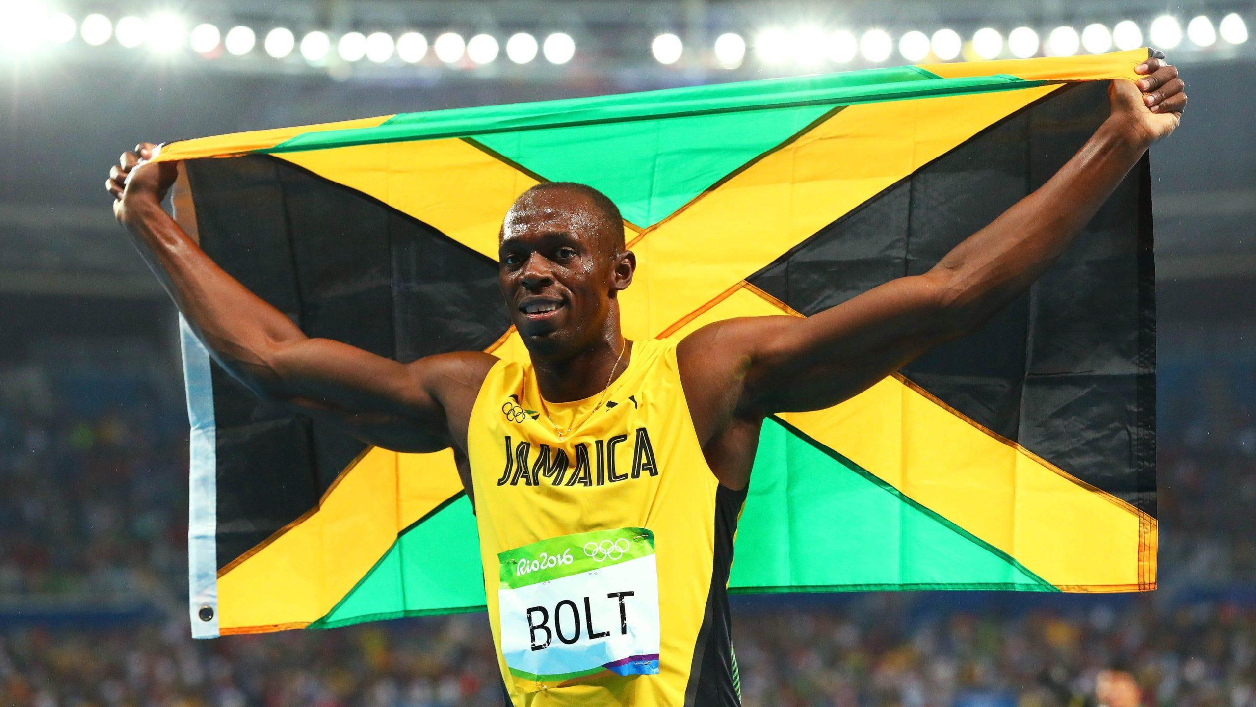 Useyn Bolt qızına Olimpiya adı verdi